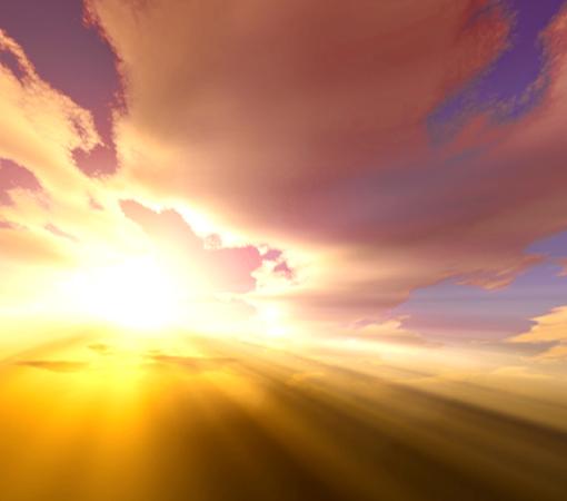 Lifeletter de zon der gerechtigheid - Doek voor de zon ...