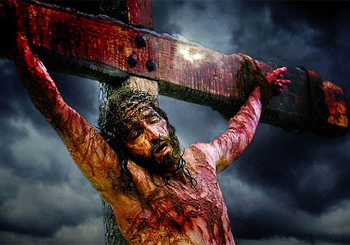Image result for Jesus gave his life