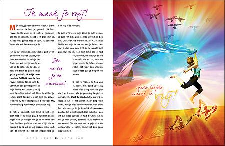God geeft je vreugde