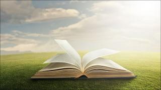 Bijbel die spreekt over de heilige geest