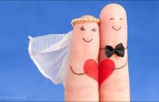 Verliefd koppeltje bewaart seks voor het huwelijk